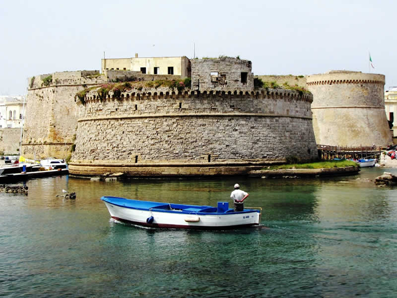Castello Angioino: Gallipoli Guide