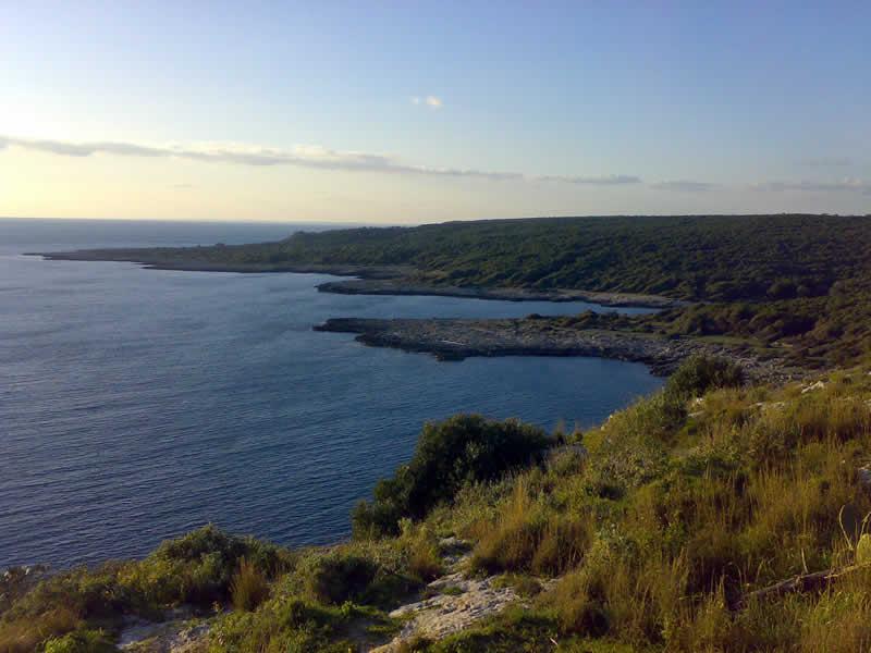 Porto Selvaggio: Gallipoli tour guide